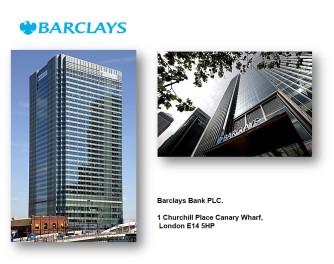 BARCLAYS BANK PLC